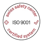 Label Certification ISO 9001