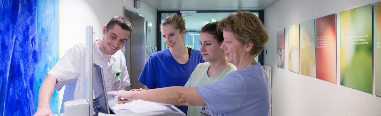 Spitalzentrum Biel [Fachfrau/Fachmann medizinisch-technische Radiologie]